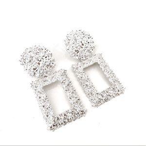 Brand New Silver Earrings